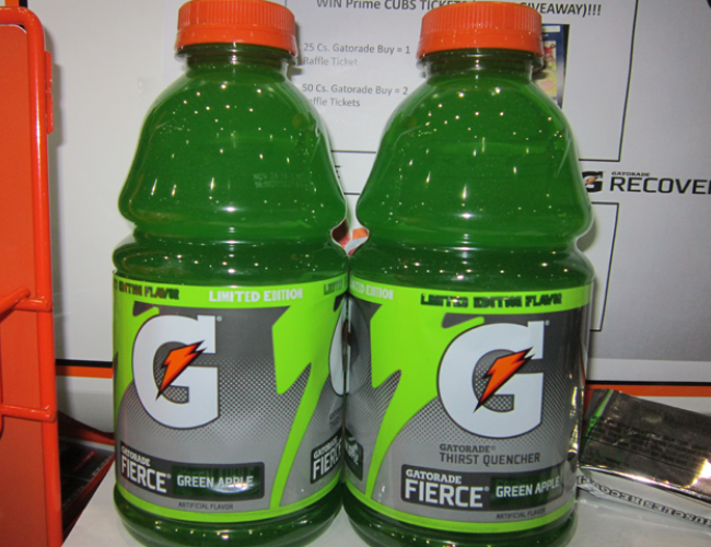 a overview of gatorade