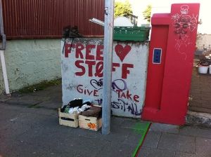 Free-Stuff-On-the-Street