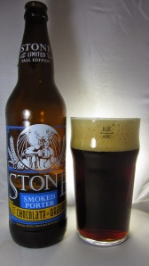 Stone Smoked Porter with Chocolate & Orange Peel 001
