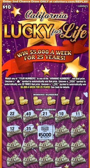 how to win scratch off tickets in california