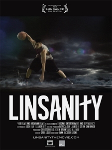 LINSANITY LARGE SCREENER POSTER