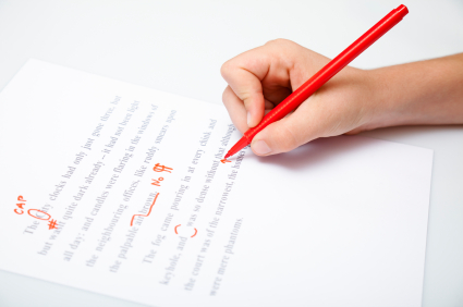 Image result for marking red pen
